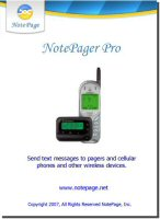 NotePager Pro CD ROM